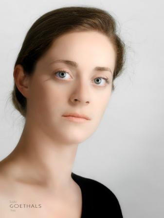 Modèle : Gwendoline Snyers - Sabatino Photo et retouche : Yves GOETHALS
